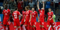 Zwitserland én Costa Rica tevreden na tumultueuze remise