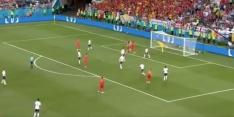 Video: heerlijke pegel Januzaj breekt treffen open