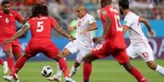 Beter Tunesië wint het 'duel om de eer' van Panama