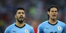 Geblesseerde Suárez wordt vader en meldt zich af voor Uruguay