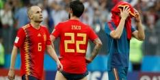 Iniesta bevestigt zijn afscheid als international van Spanje