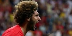Martinez lijkt terugkeer Fellaini als international te verklappen