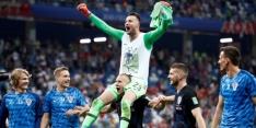 Na Mandzukic stopt ook Subasic als international van Kroatië