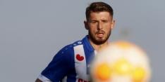 SC Heerenveen laat Zeneli onderhandelen met Stade de Reims