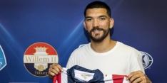 Overbodige Kolovos verlaat Willem II alweer voor Omonia