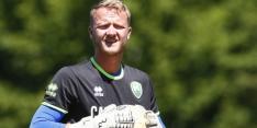 ADO Den Haag stalt doelman Havekotte bij FC Dordrecht