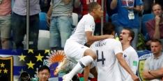 Frankrijk dankt Varane en blunderende Muslera voor halve finale