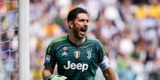 Officieel: Buffon tekent voor één seizoen bij Paris Saint-Germain