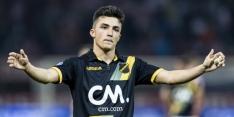Garcia wordt na anderhalf jaar NAC uitgeleend aan Toulouse