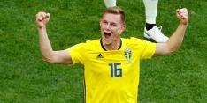 Krafth vervangt de geschorste Lustig bij Zweden