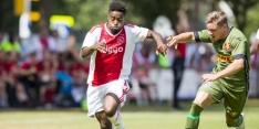 B-elftal van Ajax lijdt nederlaag tegen Nordsjaelland