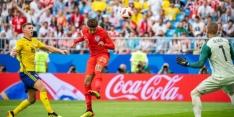 Kopdoelpunten helpen Engeland naar halve finale WK