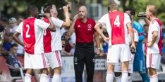 """Putten baalt van B-ploeg Ajax: """"Niet de afspraak"""""""