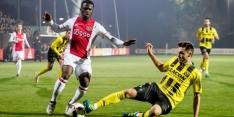 Ervaren jongeling Sanniez transfervrij van Ajax naar NEC