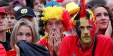 Al het Belgisch amateurvoetbal ten einde: stand wordt eindstand