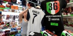 Ronaldo krijgt ook bij Juventus zijn rugnummer zeven