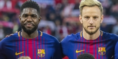 FC Barcelona zonder Umtiti, Sergi Roberto en Alena naar Praag