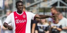 Ajax verhuurt pechvogel Bandé anderhalf jaar aan Thun