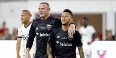 Rooney debuteert in MLS tijdens feestavond DC United