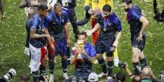 In beeld: de huldiging van wereldkampioen Frankrijk