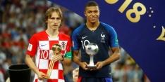 Team van het WK: Frankrijk en België de hofleveranciers