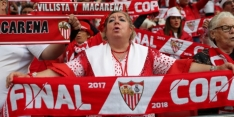 Ook fans van Sevilla zijn boos: boycot op Super Cup