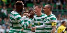Celtic eenvoudig door, Rosenborg BK zwijnt met late strafschop