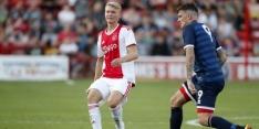 Jeugdig Ajax verliest in Engeland van Walsall