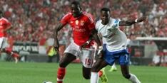 John vertrekt bij Benfica en krijgt bij Guimaraes een kans