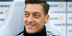 Özil heeft geen spijt van ontmoeting met Erdogan