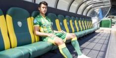 ADO-spits Zhang behoorlijk op schot voor Chinees jeugdelftal
