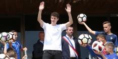Fransman Pavard maakt de mooiste treffer van het WK in Rusland