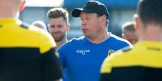"Vitesse-trainer Slutskiy over Viitorul: ""Spelen liefst tikkie-takkie"""