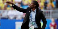 Senegal geeft coach Cissé nieuw contract én een flinke uitdaging