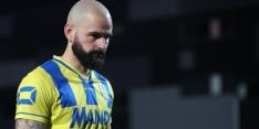 RKC Waalwijk bindt clubman Mulder voor een extra seizoen