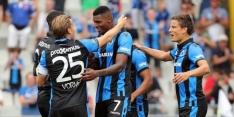 Club Brugge verslaat Eupen, Denswil valt geblesseerd uit