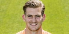 Branderhorst ligt voor op schema, maar haalt Eredivisie-start niet