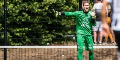 Heracles-doelman Zeinstra stopt per direct, AZ's Bucker opvolger