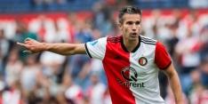 Van Persie volgt El Ahmadi op als aanvoerder van Feyenoord