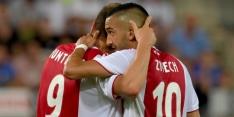 Ajax overtuigt ook in Graz en speelt sowieso Europees voetbal