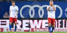 Buitenland: matige generale Standard Luik, blamage HSV