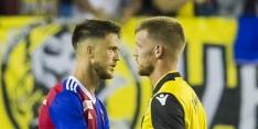 "Van der Werff boos na verlies: ""Zuurder dan dit kan niet"""