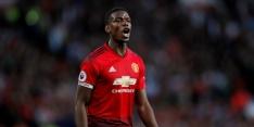 Pogba niet langer vice-aanvoerder van United