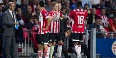 """Rigo wil doorbreken bij PSV: """"Ga de concurrentiestrijd aan"""""""