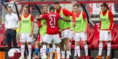 AZ met Maher tegen Feyenoord, Boadu blijft eerste spits