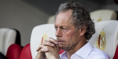 'Preud'homme overweegt te stoppen als trainer Standard Luik'