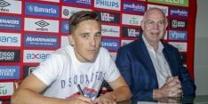 """Aankoop Thomas: """"Moeilijk om me PSV'er te noemen"""""""