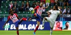 Clash tussen Real en Atlético eindigt doelpuntloos