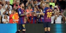 Girona en FC Barcelona willen uitwijken naar Amerika