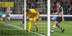 """Breukers lacht om eigen goal: """"Schiet hem aardig binnen"""""""